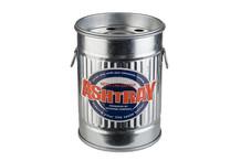 Bucket ashtray Smoky