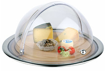 Roll top-set cheese tray Brazil collection