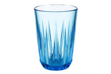 Drinkings blue cups Crystal, box of 48 pieces