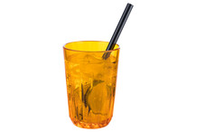Drinkings apricot cups Crystal, box of 48 pieces