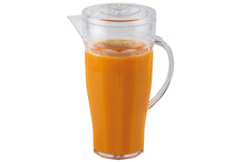 Fruit juice pitcher