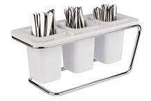Cutlery basket Triple Tower