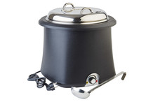 Electric soup warmer, 450-550 W