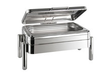 Stainless steel chafing dish  GN 1/1 Premium collection