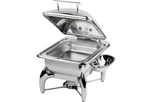 Chafing dish stainless steel GN 2/3 Globe, Globe collection