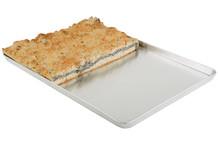 Aluminium pastry tray