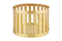 Metal stand / basket Riser gold look Baskets collection