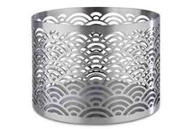 Buffet stand / basket black or matt metal look,  Asia + collection