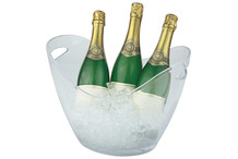 Wine or Champagne bowl two handles