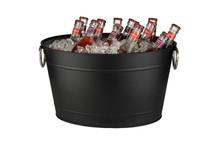 Beverage tub black