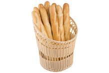 Basket for baguettes Economic collection