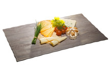 Driftwood melamine tray, driftwood effect GN dimensions, Driftwood collection