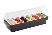 Box with 6 compartments