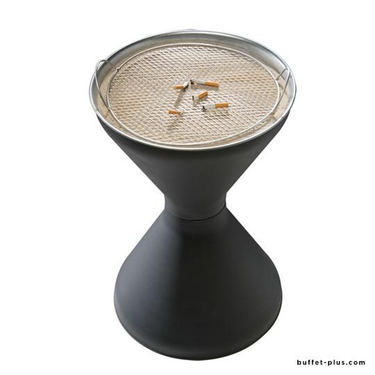 Floor standing ashtray Diabolo collection