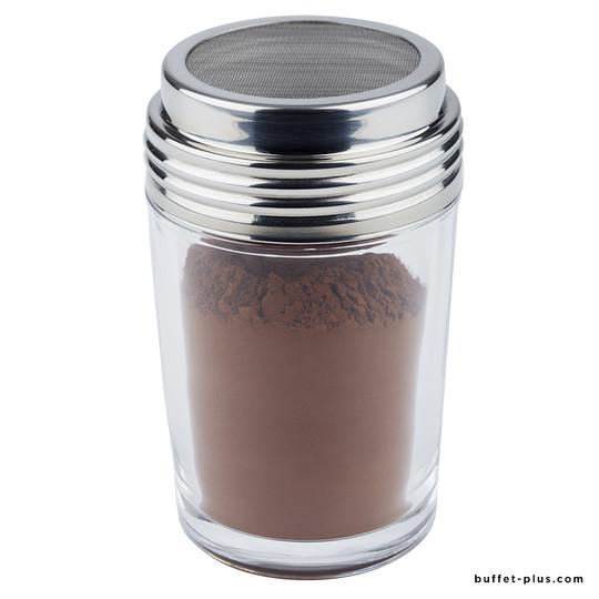 Spice shaker fine holes