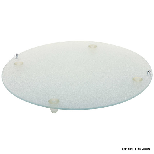 Glass tray for cheese set. Art. Nr. 00978