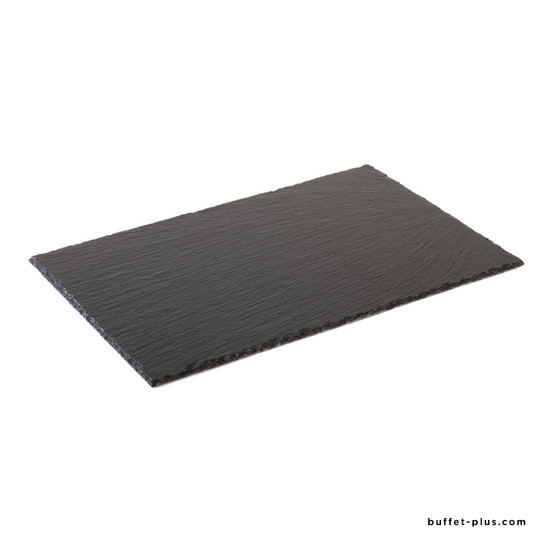 Natural slate tray GN dimension