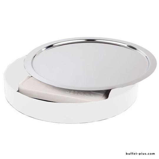 Refrigerated round display Focus collection