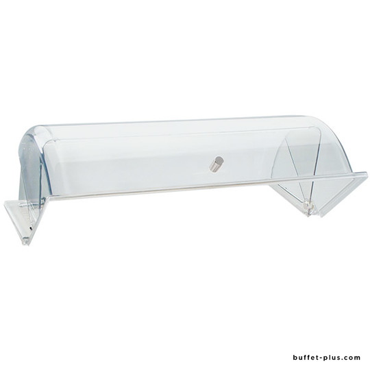 Clear roll top cover Pure