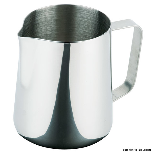 Stainless steel water / milk jug