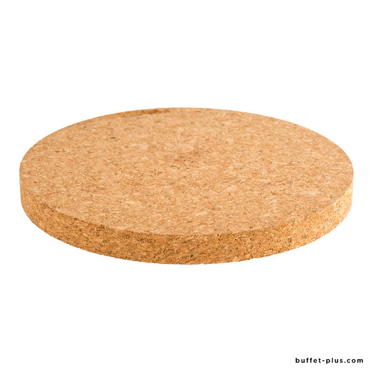 Replacement cork coaster