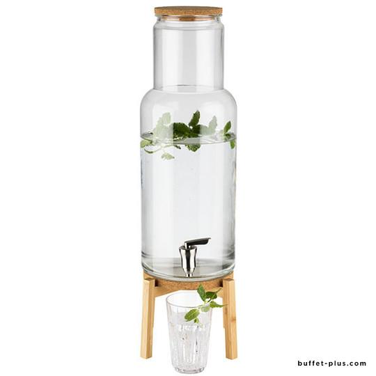 Drinks dispenser Nordic Wood