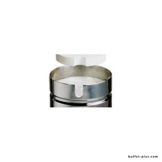 Stainless steel insert for cooling unit  for juice dispenser