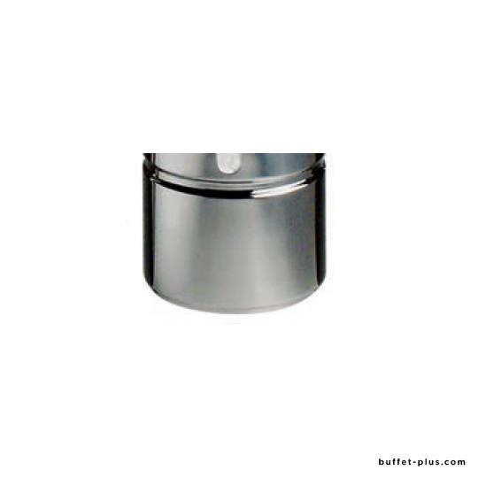 Stainless steel column for juice dispenser