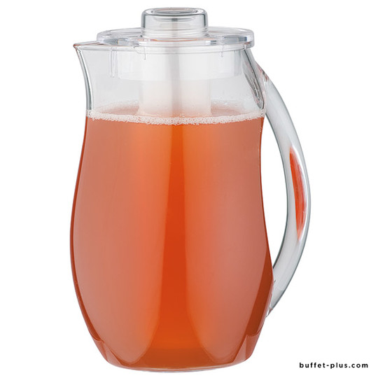 Pitcher with ice tube 2.4 L