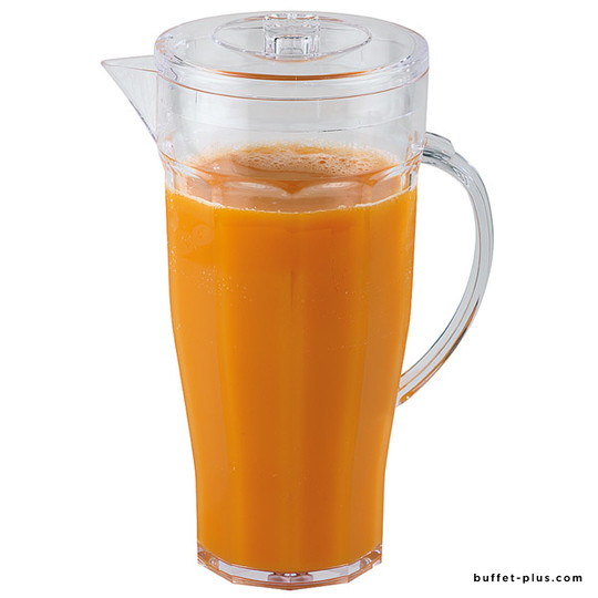 Fruit juice pitcher