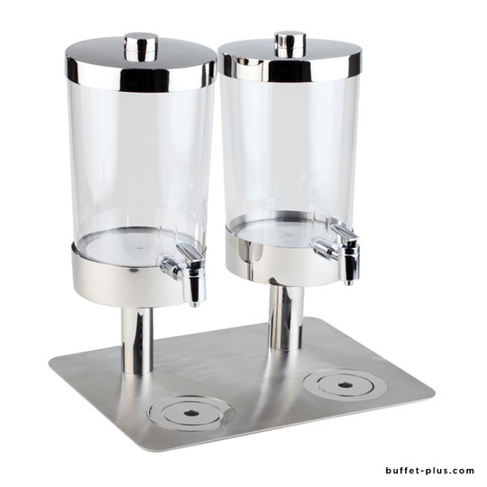 Double juice dispenser Sunday  collection