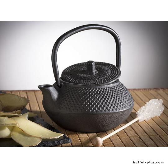 Teapot cast iron Asia