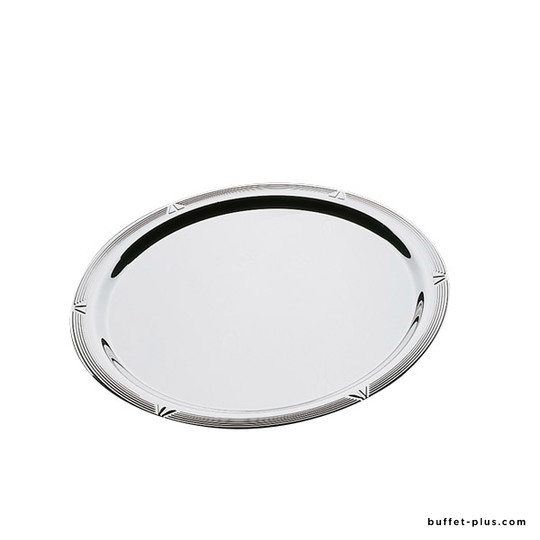 Stainless steel serving tray Profi Line collection