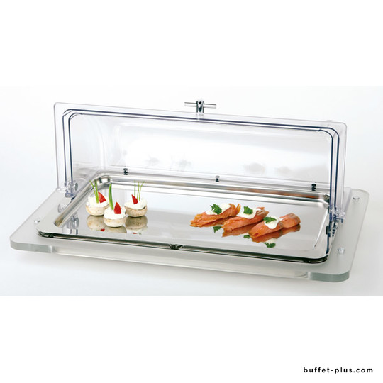 GN 1/1 acrylic cold buffet Top Fresh collection
