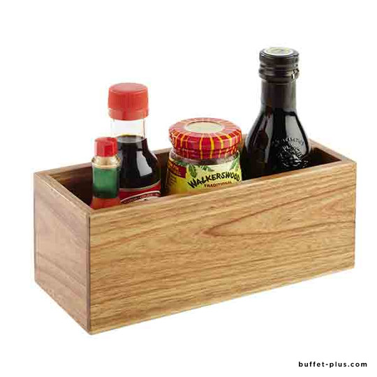 Table caddy one compartment
