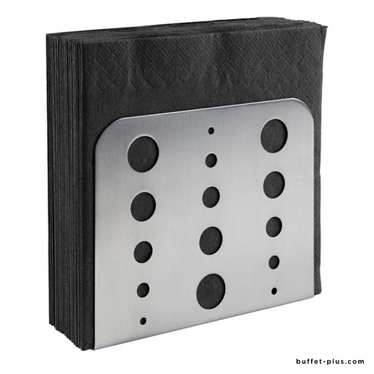 Napkin holder for 30 napkins