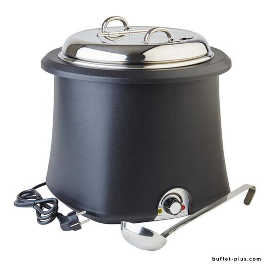 Electric soup warmer, 450-550 W