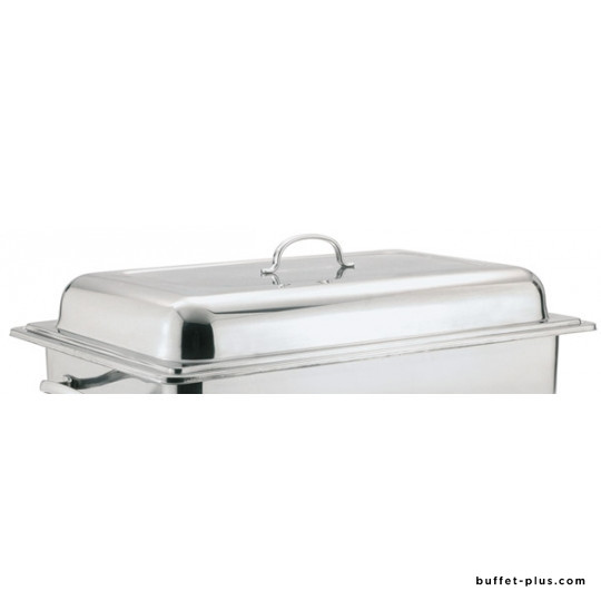 Cover for chafing dish InoxStar and Sunnex