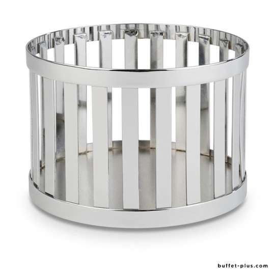 Metal stand / basket Riser chrome look Baskets collection