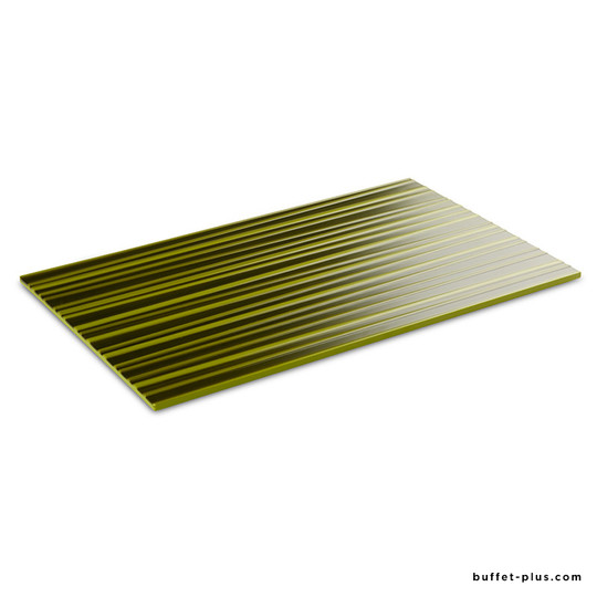 Melamine tray GN dimensions Asia + bamboo leaf structure, Asia + collection