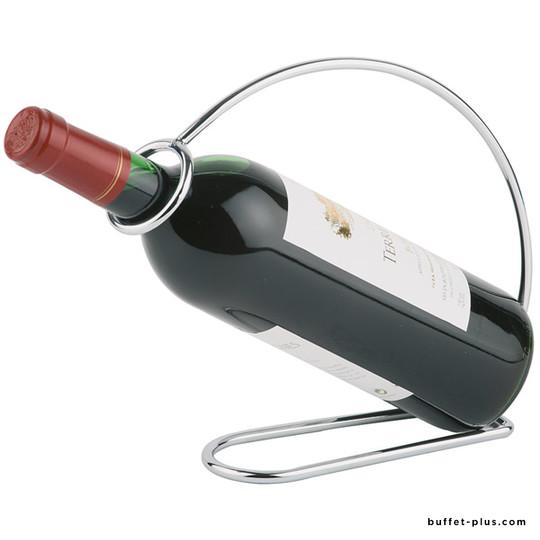 Wine bottle-stand
