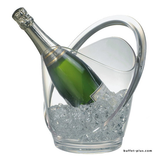 Wine or Champagne bowl one handle