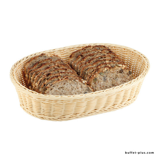 Oval basket Economic honey or amber