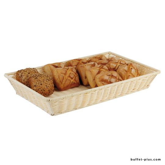 GN basket Economic collection honey colour