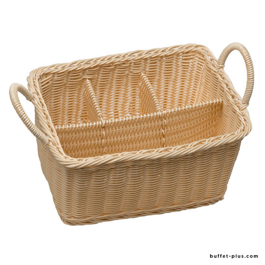 Cutlery basket 4 compartments Economic collection