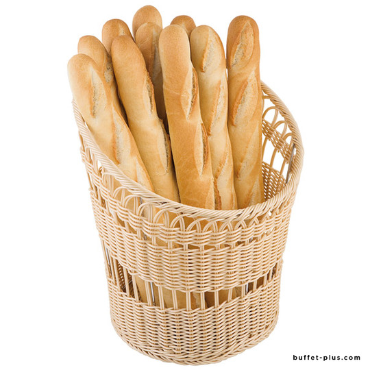 Basket for baguettes Economic collection
