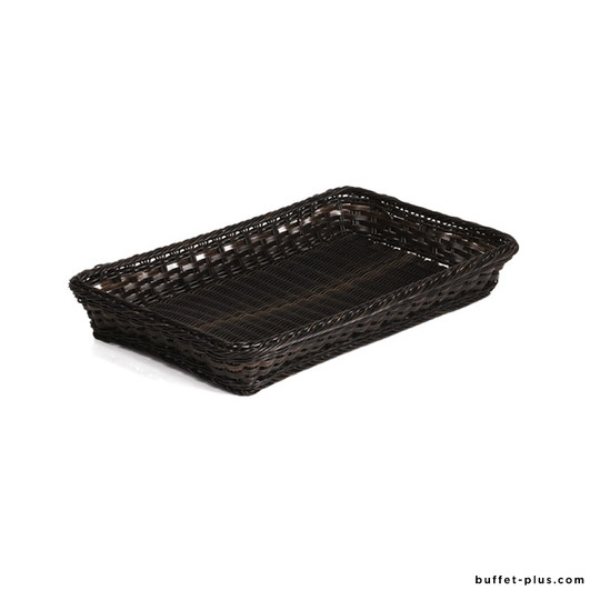Basket GN Line collection GN 1/6 mocha colour