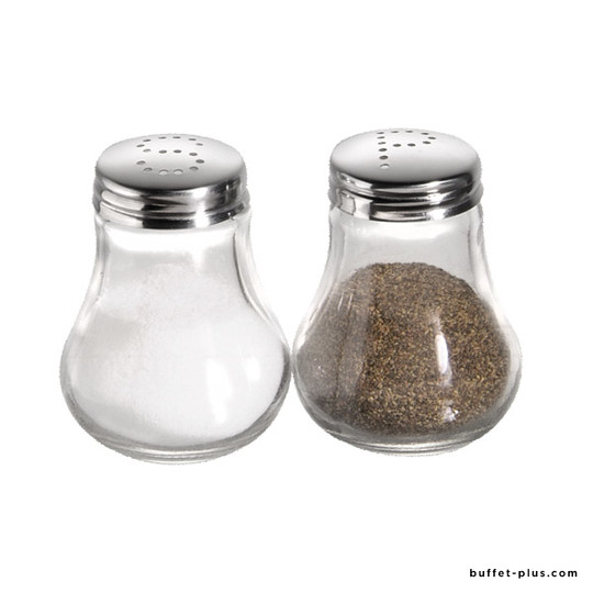 Set salt and pepper