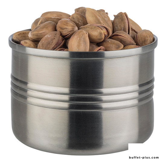 Serving can stainless steel