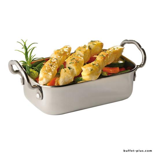 Stainless steel mini pan